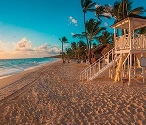 Hoteles/ en Punta cana